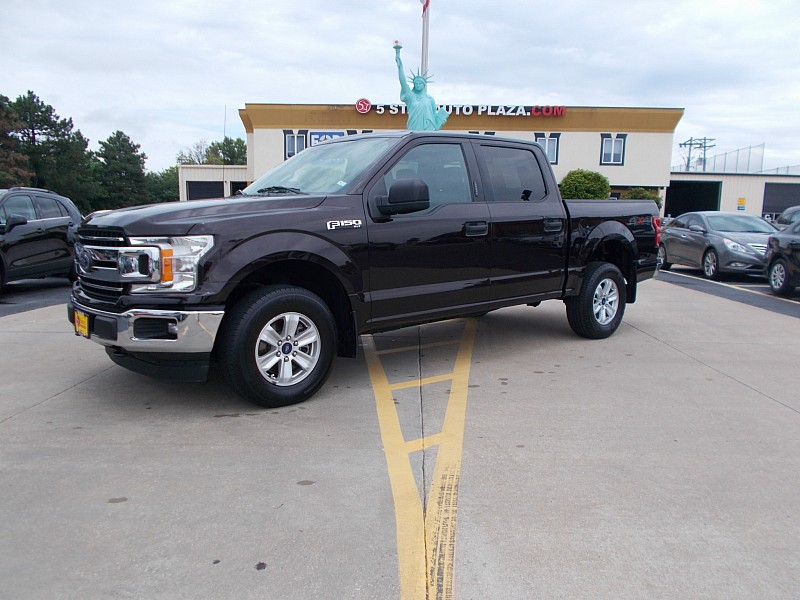 2018 Ford F150 4WD