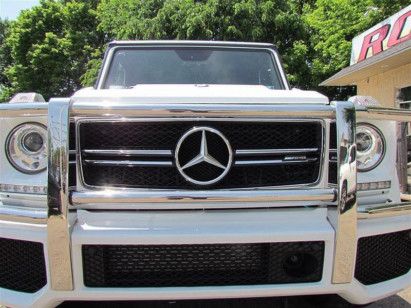 Used 2017  Mercedes-Benz G-Class 4d SUV G63 AMG at Royal Car Center near Philadelphia, PA