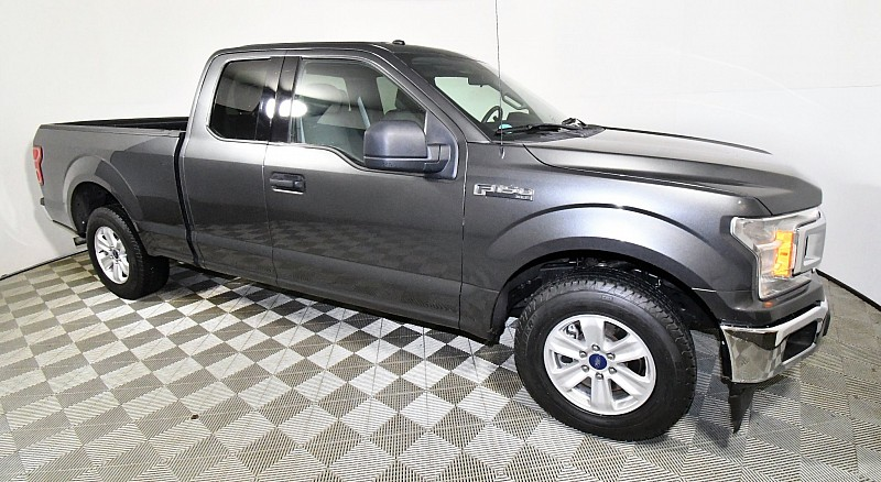 Used 2018  Ford F150 2WD SuperCab XLT at Graham Auto Mall near Mansfield, OH