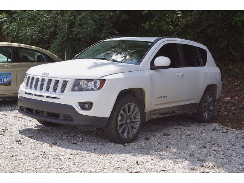 Used 2014  Jeep Compass 4d SUV FWD Limited at Ramsey Motor Company - North Lot near Harrison, AR