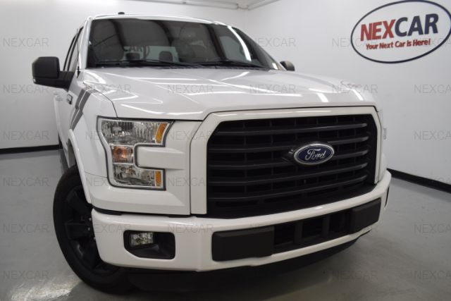 Used 2015  Ford F150 2WD Supercrew XLT 5 1/2 at NexCar near Spring, TX