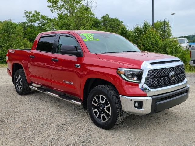 Used 2020  Toyota Tundra 4WD CrewMax SR5 5.7L at car country near harrison, OH
