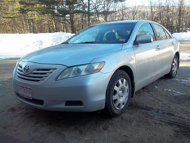 Used 2007  Toyota Camry 4dr Sdn I4 (Natl) at White Mountain Auto near Whitefield, NH