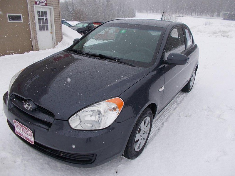 2011 Hyundai Accent 3d Hatchback GL at White Mountain Auto near Whitefield, NH