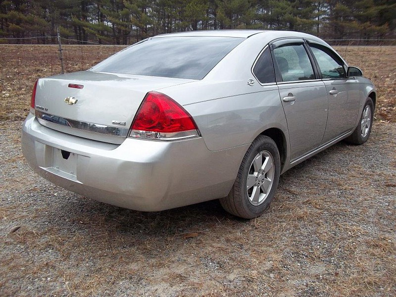 Used 2008  Chevrolet Impala 4d Sedan LT at White Mountain Auto near Whitefield, NH