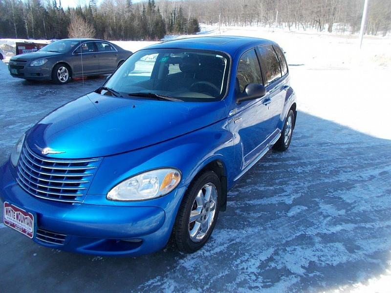Used 2005  Chrysler PT Cruiser 4d Wagon Limited Turbo at White Mountain Auto near Whitefield, NH