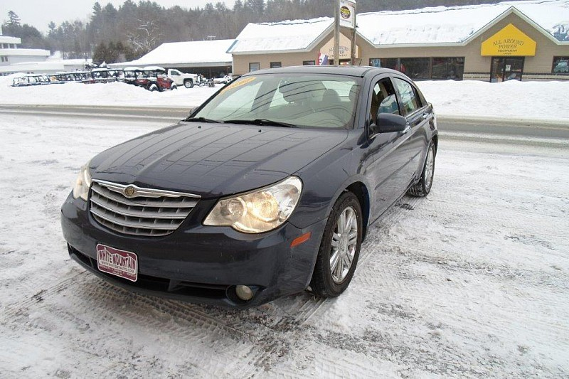 Used 2007  Chrysler Sebring 4d Sedan Limited 3.5L at White Mountain Auto near Whitefield, NH