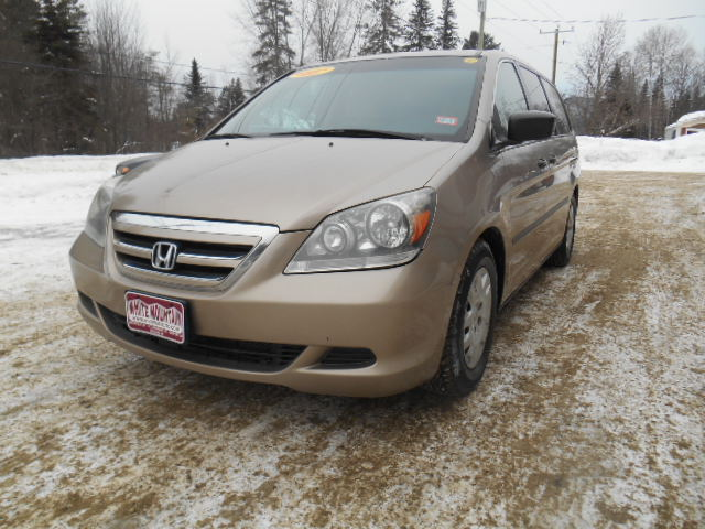 2007 Honda Odyssey 5d Wagon LX at White Mountain Auto near Whitefield, NH