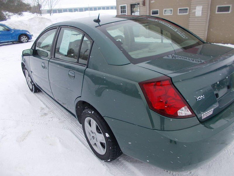 Used 2006  Saturn Ion 4d Sedan 2 5spd at White Mountain Auto near Whitefield, NH