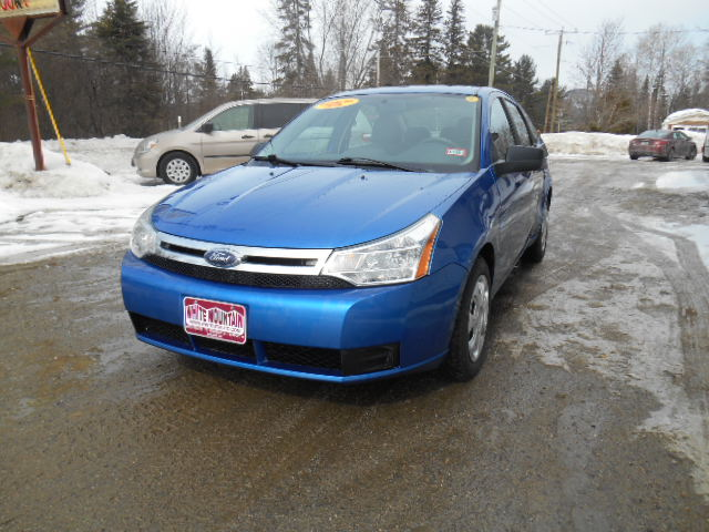 Used 2010  Ford Focus 4d Sedan SE at White Mountain Auto near Whitefield, NH