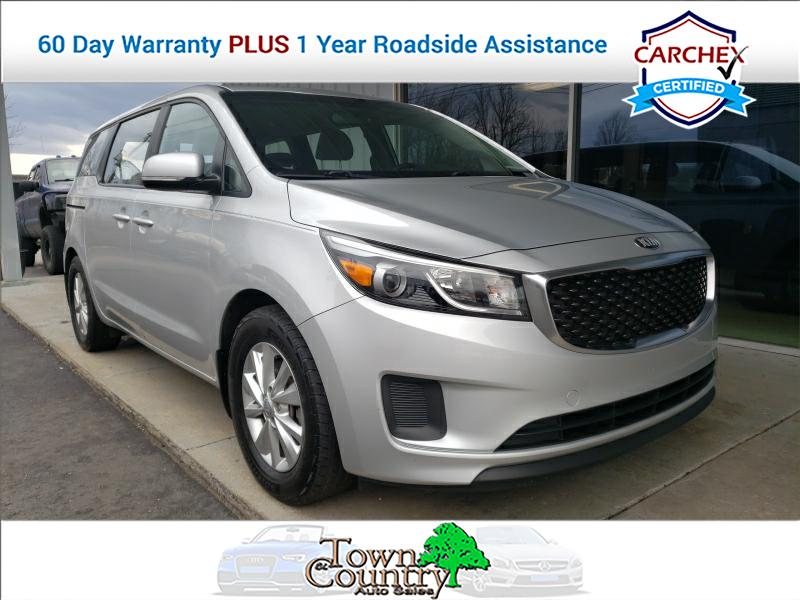 Used 2015 Kia Sedona 4d Wagon L at Town & Country Auto Sales near Winchester, KY