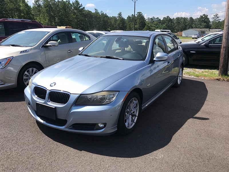 2010 BMW 3 Series 4d Sedan 328i at One Stop Auto Sales near Macon, GA