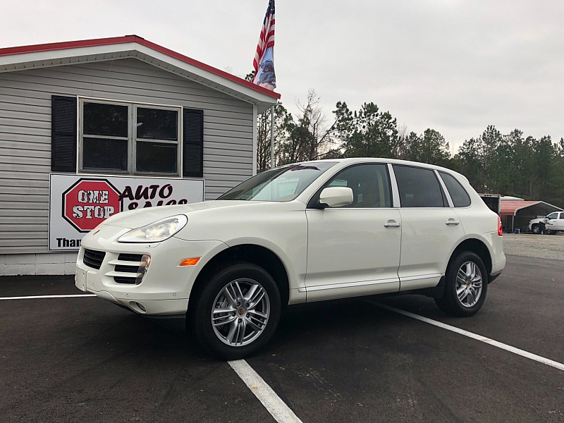 Used 2009  Porsche Cayenne 4d SUV S at One Stop Auto Sales near Macon, GA