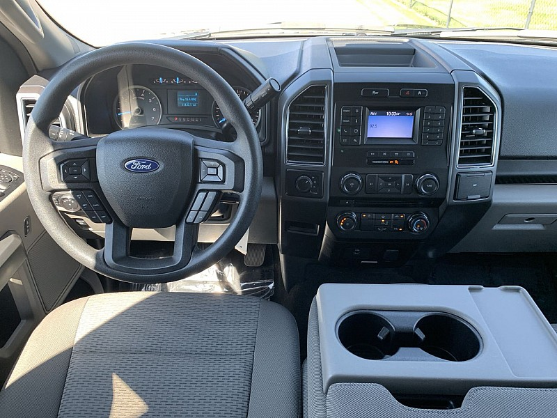 Used 2018  Ford F150 4WD SuperCrew XLT 5 1/2 at Naples Auto Sales near Vernal, UT