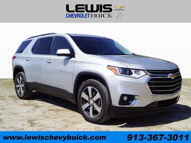 Used 2019  Chevrolet Traverse 4d SUV AWD LT Leather at Drive Now Kansas near Atchison, KS