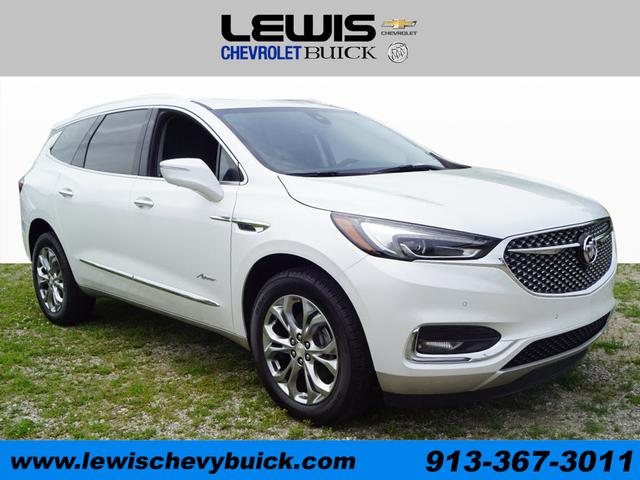 Used 2019  Buick Enclave 4d SUV AWD Avenir at Drive Now Kansas near Atchison, KS