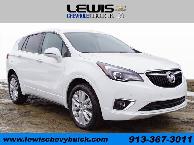 Used 2019  Buick Envision 4d SUV AWD Premium I at Drive Now Kansas near Atchison, KS