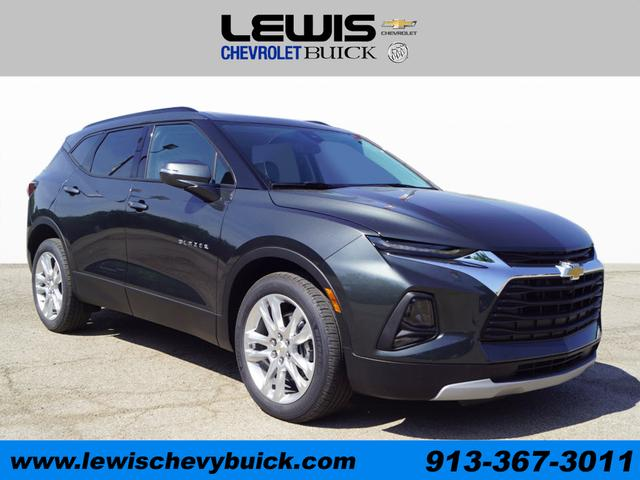 Used 2019  Chevrolet Blazer 4d SUV AWD 3LT at Drive Now Kansas near Atchison, KS