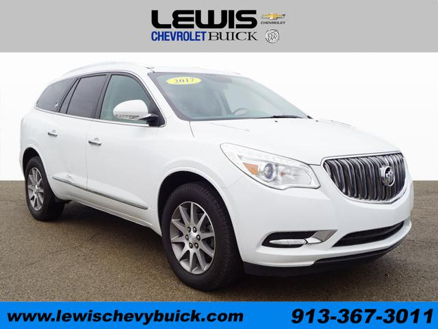 Used 2017  Buick Enclave 4d SUV FWD Convenience at Drive Now Kansas near Atchison, KS