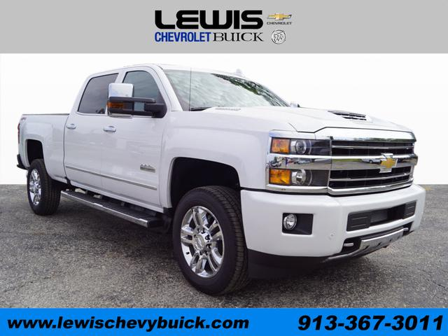 Used 2019  Chevrolet Silverado 2500 4WD Crew Cab High Country at Drive Now Kansas near Atchison, KS