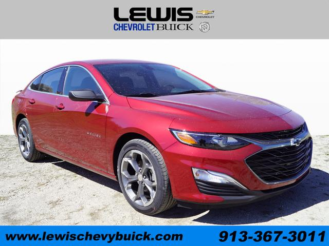 Used 2019  Chevrolet Malibu 4d Sedan RS at Drive Now Kansas near Atchison, KS