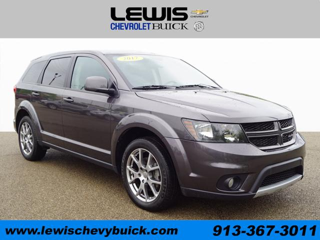 Used 2017  Dodge Journey 4d SUV AWD GT at Drive Now Kansas near Atchison, KS