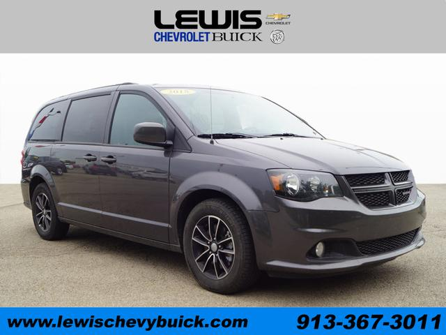 Used 2018  Dodge Grand Caravan 4d Wagon GT at Drive Now Kansas near Atchison, KS