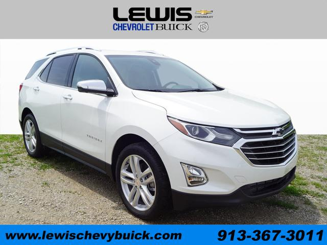 Used 2019  Chevrolet Equinox 4d SUV AWD Premier w/2LZ at Drive Now Kansas near Atchison, KS