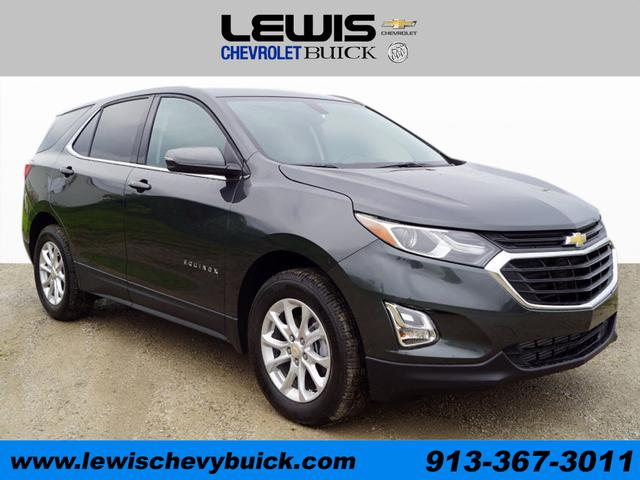 Used 2019  Chevrolet Equinox 4d SUV FWD LT w/1LT at Drive Now Kansas near Atchison, KS