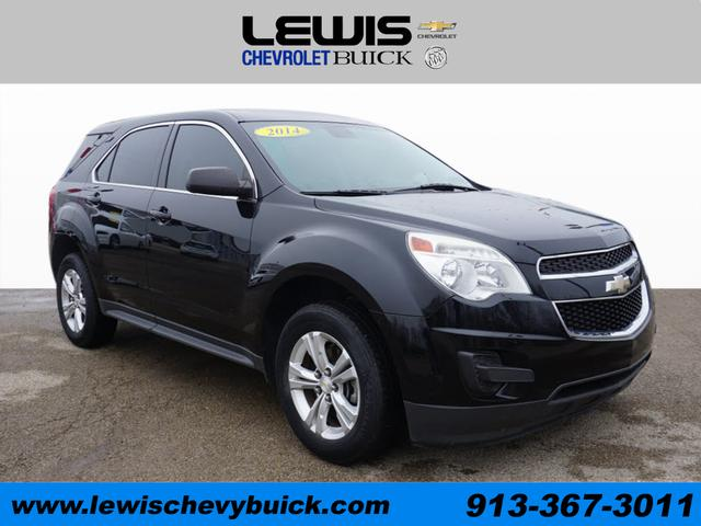 Used 2014  Chevrolet Equinox 4d SUV FWD LS at Drive Now Kansas near Atchison, KS