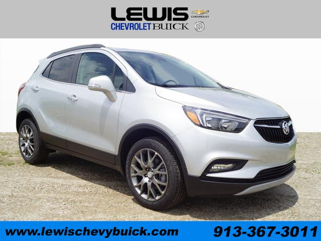 Used 2019  Buick Encore 4d SUV AWD Sport Touring at Drive Now Kansas near Atchison, KS