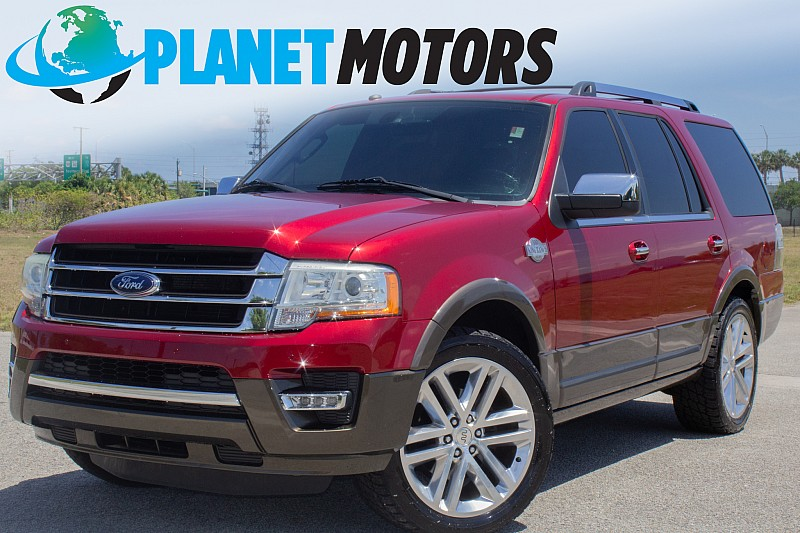Used 2016  Ford Expedition 2WD 4dr at Planet Motors near West Palm Beach, FL