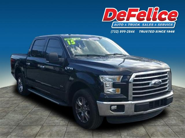 Used 2015  Ford F-150 2WD SuperCrew at DeFelice Auto near Point Pleasant, NJ