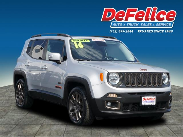 Used 2016  Jeep Renegade FWD 4dr 75th Anniversary at DeFelice Auto near Point Pleasant, NJ
