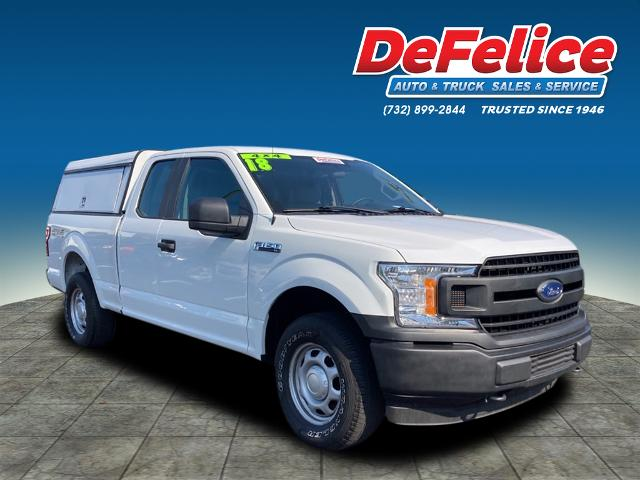 Used 2018  Ford F-150 4WD SuperCab 6.5' Box at DeFelice Auto near Point Pleasant, NJ
