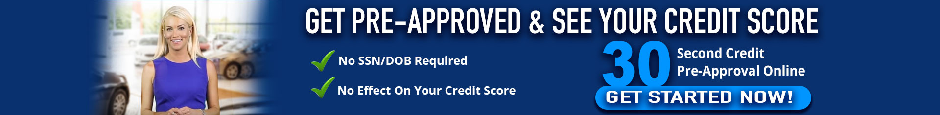 Get Pre-Approved for Buy Here Pay Here used cars in Philadelphia.